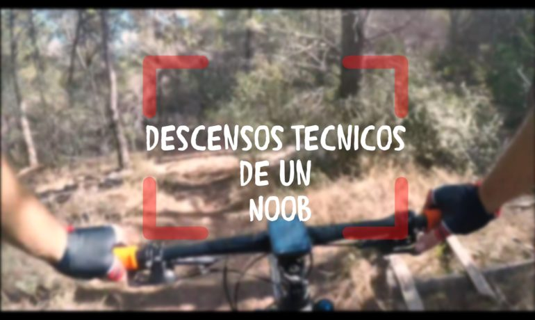 Bajada Super Enduro Mountain Bike Benidorm